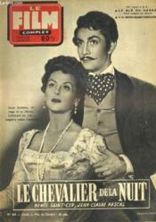 Film Complet N° 459 - Le Chevalier De La Nuit - Couverture - Format classique