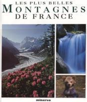 Les Plus Belles Montagnes De France - Couverture - Format classique