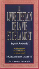 Le livre tibetain de la vie et de la mort - Couverture - Format classique