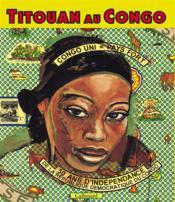 Titouan Au Congo - Couverture - Format classique
