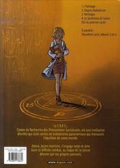 Les démons d'Alexia t.4 ; le syndrome de Salem - 4ème de couverture - Format classique
