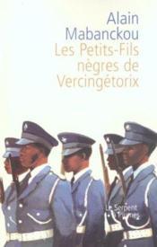 Les petits-fils nègres de Vercingétorix - Couverture - Format classique
