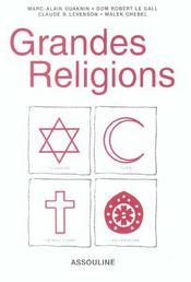 Grandes Religions - Intérieur - Format classique
