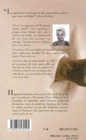 Amour D'Une Mere (L') - 4ème de couverture - Format classique