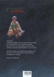 La Trahison De Azap Kapi - 4ème de couverture - Format classique