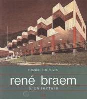 Rene Braem Architecture - Couverture - Format classique