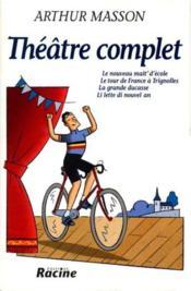 Théâtre complet - Couverture - Format classique