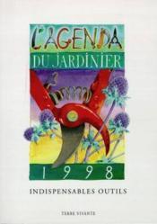 L'Agenda Du Jardinier 1998 - Couverture - Format classique