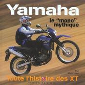 Yamaha Xt 500 - Intérieur - Format classique