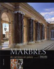 Marbres de carrières en palais - Intérieur - Format classique