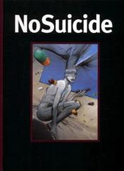 No suicide - Couverture - Format classique