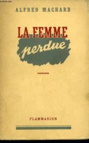 La Femme Perdue. - Couverture - Format classique
