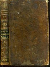 Oeuvres Completes. Tome 31. Pieces Diverses, Tome Septieme. - Couverture - Format classique