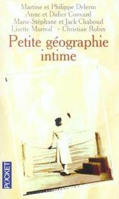 Petite Geographie Intime - Intérieur - Format classique