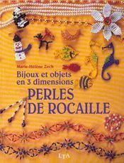 Perles de rocaille bijoux et objets en 3 dimensions - Intérieur - Format classique