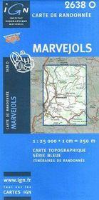 Marvejols - Couverture - Format classique