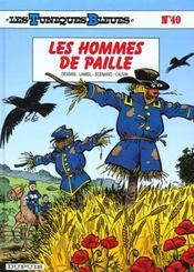 Les tuniques bleues t.40 ; les hommes de paille - Intérieur - Format classique