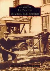 Le canton de Virieu-sur-Bourbre - Couverture - Format classique