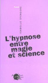 L'hypnose entre magie et science - Intérieur - Format classique