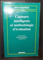 Capteurs intelligents et méthodologie d'évaluation - Couverture - Format classique