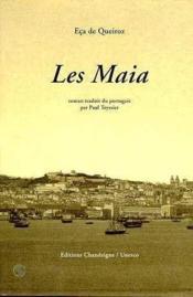Maia (Les) - Couverture - Format classique