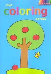 Viva Coloring Parade - Intérieur - Format classique