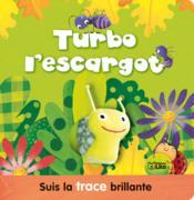 Turbo l'escargot - Couverture - Format classique
