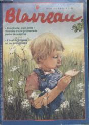 Journal Blaireau Mai 1988 - Couverture - Format classique