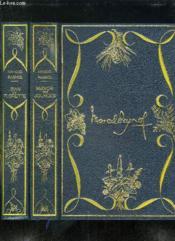 2 Tomes. Jean De Florette: L Eau Des Sources Tome 1. Manon Des Sources: L Eau Des Collines Tome 2. - Couverture - Format classique