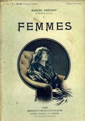 Femmes. Collection Modern Bibliotheque. - Couverture - Format classique