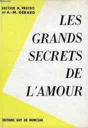Les Grands Secrets De L'Amour - Couverture - Format classique