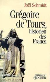 Gregoire De Tours - Couverture - Format classique