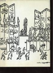 Programme Du Theâtre Des Nations - Mai-Juin 1966 - Couverture - Format classique