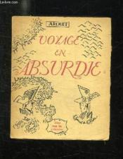Voyage En Absurdie. Edition Definitive. - Couverture - Format classique