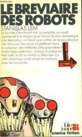 Le Breviaire Des Robots - Couverture - Format classique