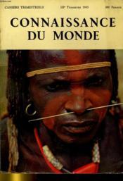 Connaissance Du Monde N°2 - Cahiers Trimestriels - Couverture - Format classique
