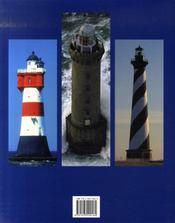 Les phares d'ici et d'ailleurs - 4ème de couverture - Format classique