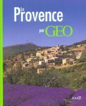 La Provence Par Geo - Intérieur - Format classique