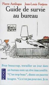 Guide De Survie Au Bureau - Couverture - Format classique
