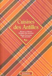 Cuisine des antilles voyages gourmands - Intérieur - Format classique
