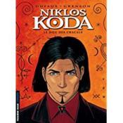 Niklos Koda t.2 ; le dieu des chacals - Couverture - Format classique