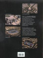 Paris vu du ciel (édition 2002) - 4ème de couverture - Format classique