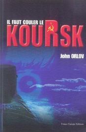 Il faut couler le koursk - Intérieur - Format classique
