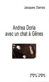 Andre Doria Avec Un Chat A Genes - Couverture - Format classique