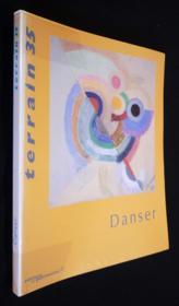 Terrain N.35 ; Danser - Couverture - Format classique