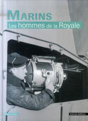 Marins ; les hommes de la royale - Intérieur - Format classique