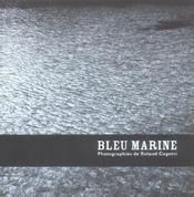 Bleu marine - Intérieur - Format classique