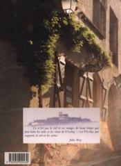 Vezelay, guide sentimental - 4ème de couverture - Format classique