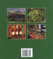 Provence ; Itineraires Gourmands - 4ème de couverture - Format classique