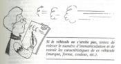 GUIDE DES DROITS DES VICTIMES, préface de Robert Badinter, dessins de Jean-Marie Fourquet - Couverture - Format classique